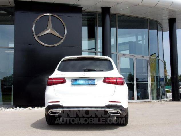 Mercedes GLC 220 d 170ch Sportline 4Matic 9G-Tronic blanc Occasion - 11