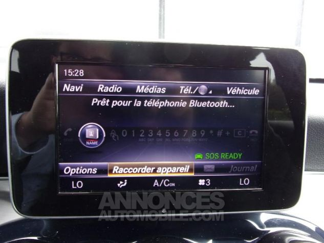 Mercedes GLC 220 d 170ch Sportline 4Matic 9G-Tronic blanc Occasion - 14