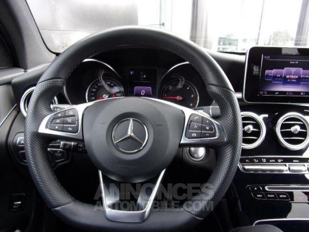 Mercedes GLC 220 d 170ch Sportline 4Matic 9G-Tronic blanc Occasion - 15