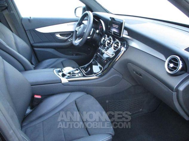 Mercedes GLC 220 d 170ch Sportline 4Matic 9G-Tronic Noir obsidienne Occasion - 5