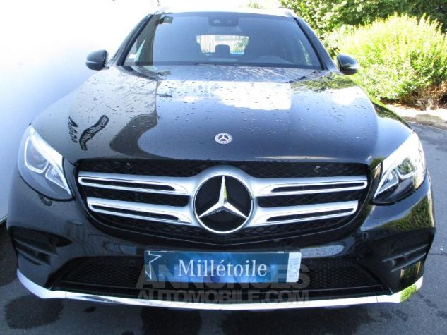 Mercedes GLC 220 d 170ch Sportline 4Matic 9G-Tronic Noir obsidienne Occasion - 9