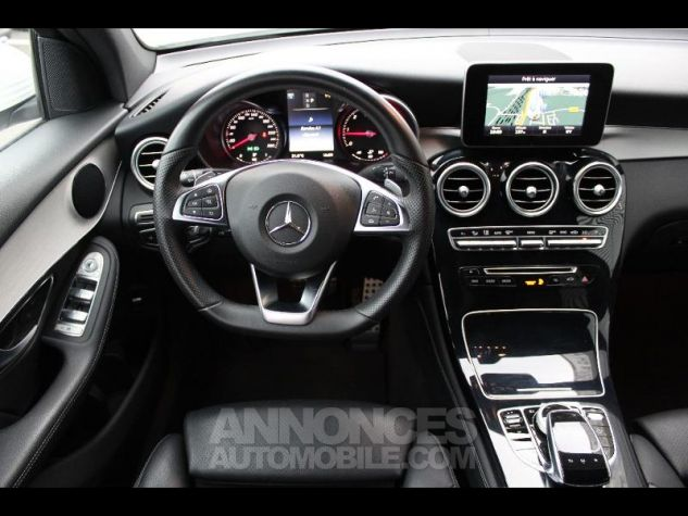 Mercedes GLC 220 d 170ch Sportline 4Matic 9G-Tronic Blanc Polaire Occasion - 6