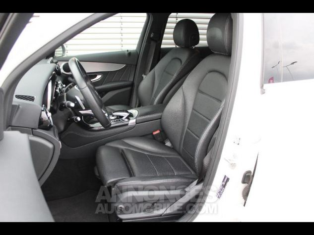Mercedes GLC 220 d 170ch Sportline 4Matic 9G-Tronic Blanc Polaire Occasion - 7