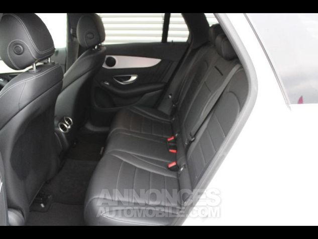 Mercedes GLC 220 d 170ch Sportline 4Matic 9G-Tronic Blanc Polaire Occasion - 8