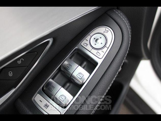 Mercedes GLC 220 d 170ch Sportline 4Matic 9G-Tronic Blanc Polaire Occasion - 14