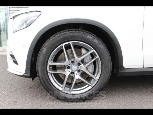 Mercedes GLC 220 d 170ch Sportline 4Matic 9G-Tronic Blanc Polaire Occasion - 17