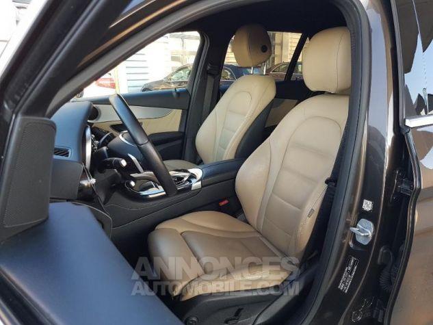 Mercedes GLC 220 d 170ch Sportline 4Matic 9G-Tronic MARRON CITRINE Occasion - 2