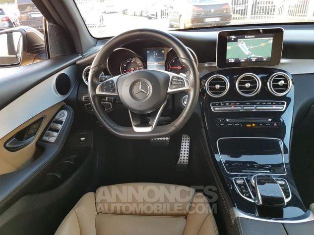 Mercedes GLC 220 d 170ch Sportline 4Matic 9G-Tronic MARRON CITRINE Occasion - 3