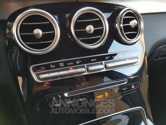 Mercedes GLC 220 d 170ch Sportline 4Matic 9G-Tronic MARRON CITRINE Occasion - 5