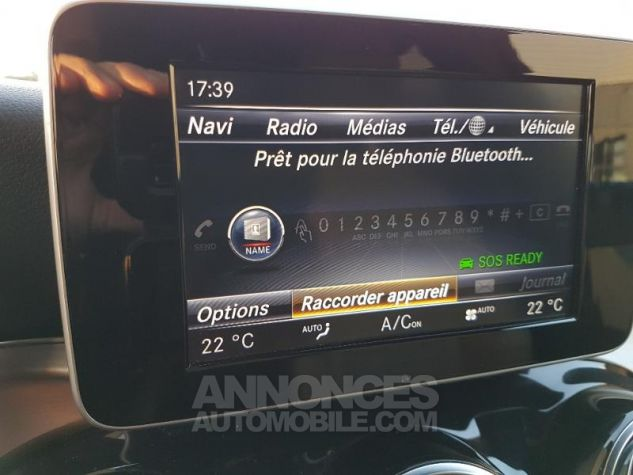 Mercedes GLC 220 d 170ch Sportline 4Matic 9G-Tronic MARRON CITRINE Occasion - 13