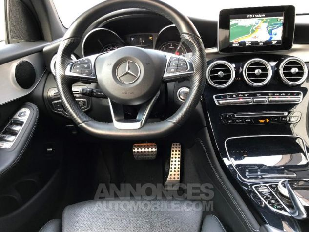 Mercedes GLC 220 d 170ch Sportline 4Matic 9G-Tronic Blanc Polaire Occasion - 5