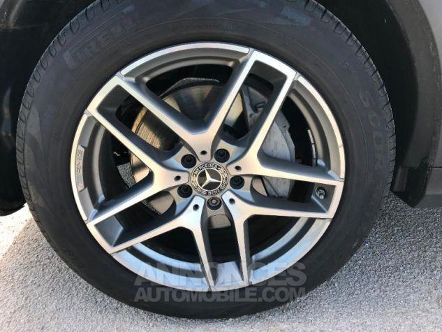 Mercedes GLC 220 d 170ch Sportline 4Matic 9G-Tronic ARGENT IRIDIUM Occasion - 3