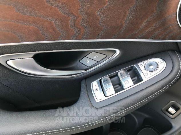 Mercedes GLC 220 d 170ch Sportline 4Matic 9G-Tronic ARGENT IRIDIUM Occasion - 11