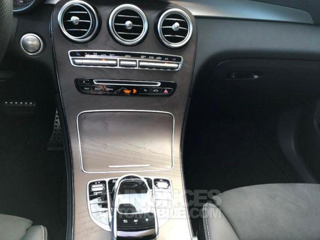 Mercedes GLC 220 d 170ch Sportline 4Matic 9G-Tronic ARGENT IRIDIUM Occasion - 16