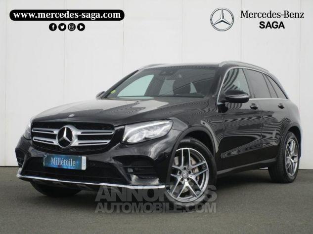 Mercedes GLC 220 d Sportline 170ch 4Matic 9G-Tronic NOIR OBSIDIENNE Occasion - 0