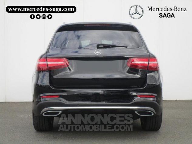 Mercedes GLC 220 d Sportline 170ch 4Matic 9G-Tronic NOIR OBSIDIENNE Occasion - 4