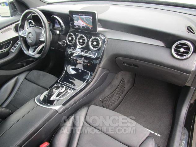 Mercedes GLC 220 d Sportline 170ch 4Matic 9G-Tronic NOIR OBSIDIENNE Occasion - 5