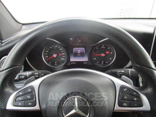 Mercedes GLC 220 d Sportline 170ch 4Matic 9G-Tronic NOIR OBSIDIENNE Occasion - 8