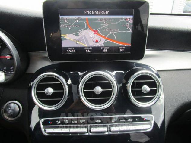 Mercedes GLC 220 d Sportline 170ch 4Matic 9G-Tronic NOIR OBSIDIENNE Occasion - 9
