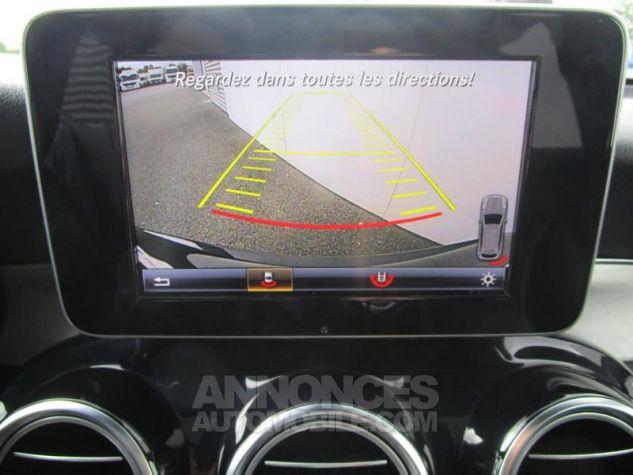 Mercedes GLC 220 d Sportline 170ch 4Matic 9G-Tronic NOIR OBSIDIENNE Occasion - 12