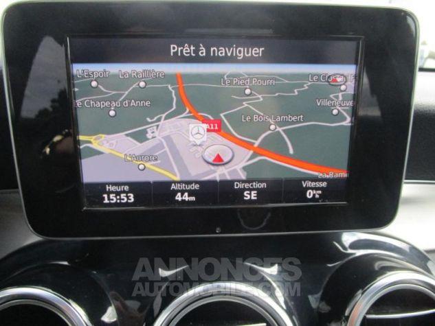 Mercedes GLC 220 d Sportline 170ch 4Matic 9G-Tronic NOIR OBSIDIENNE Occasion - 13