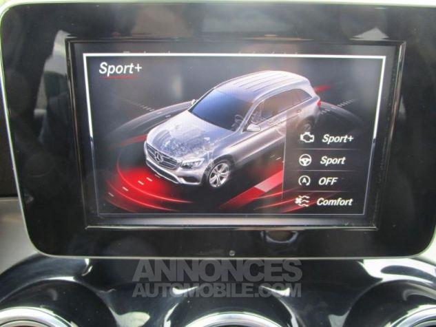 Mercedes GLC 220 d Sportline 170ch 4Matic 9G-Tronic NOIR OBSIDIENNE Occasion - 16