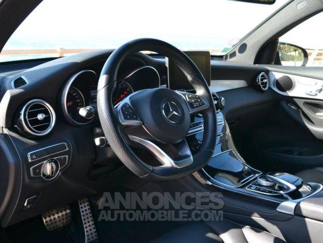 Mercedes GLC 250 211ch Fascination 4Matic 9G-Tronic Noir Obsidienne Occasion - 3