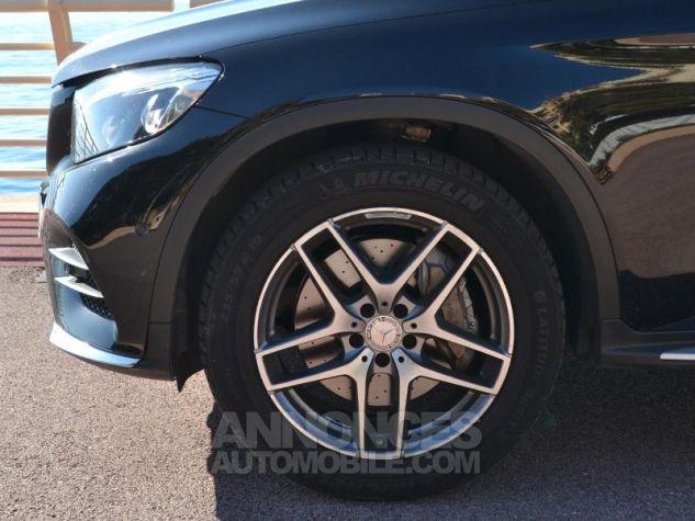 Mercedes GLC 250 211ch Fascination 4Matic 9G-Tronic Noir Obsidienne Occasion - 6