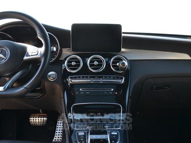 Mercedes GLC 250 211ch Fascination 4Matic 9G-Tronic Noir Obsidienne Occasion - 11