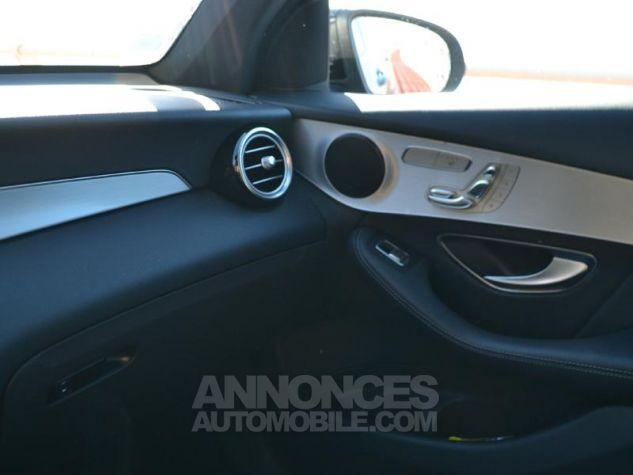 Mercedes GLC 250 211ch Fascination 4Matic 9G-Tronic Noir Obsidienne Occasion - 17