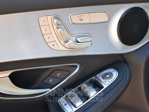 Mercedes GLC 250 211ch Fascination 4Matic 9G-Tronic Noir Obsidienne Occasion - 18