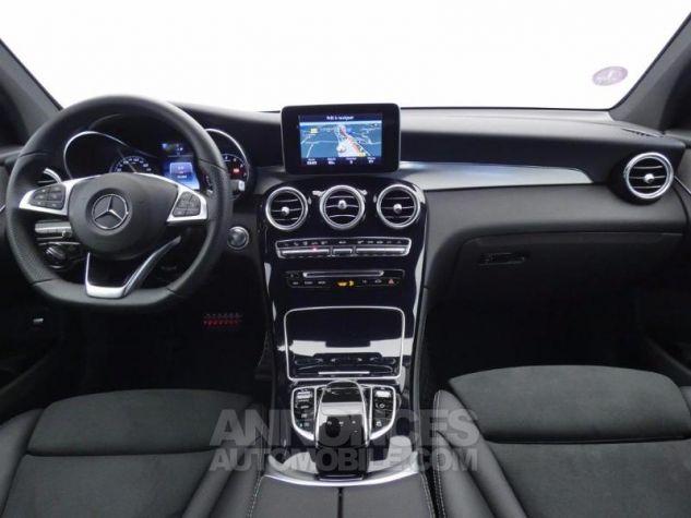 Mercedes GLC 250 211ch Sportline 4Matic 9G-Tronic Noir Obsidienne Occasion - 2