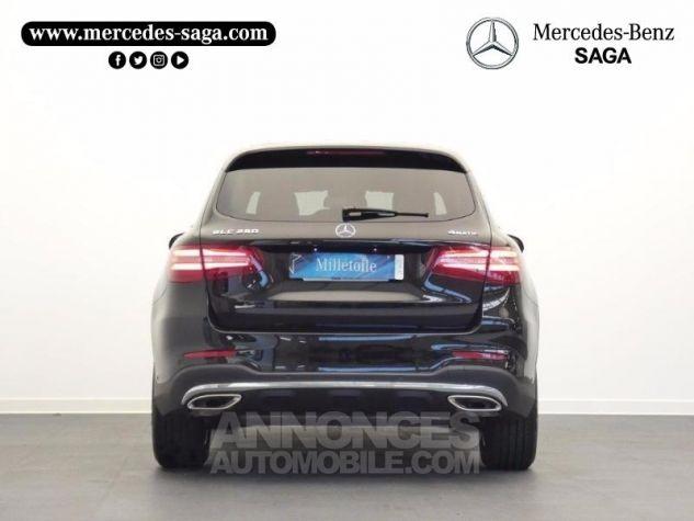 Mercedes GLC 250 211ch Sportline 4Matic 9G-Tronic Noir Obsidienne Occasion - 6