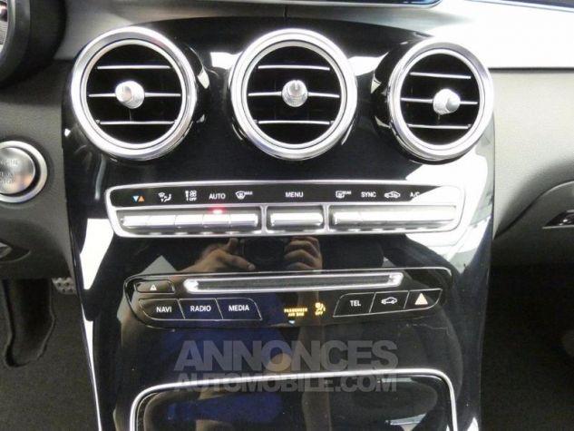 Mercedes GLC 250 211ch Sportline 4Matic 9G-Tronic Noir Obsidienne Occasion - 11