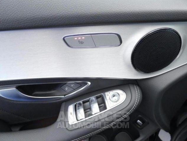 Mercedes GLC 250 211ch Sportline 4Matic 9G-Tronic Noir Obsidienne Occasion - 14