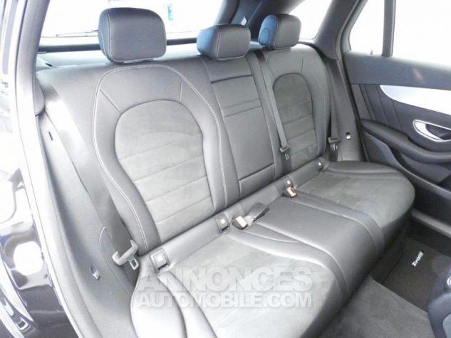 Mercedes GLC 250 211ch Sportline 4Matic 9G-Tronic Noir Obsidienne Occasion - 16
