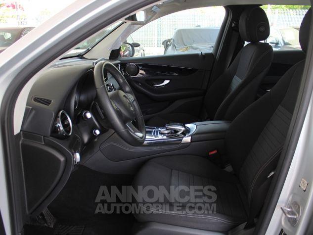 Mercedes GLC 250 D 204CH 4MATIC 9G-TRONIC GRIS METAL Occasion - 4