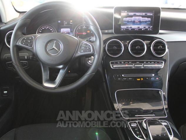 Mercedes GLC 250 D 204CH 4MATIC 9G-TRONIC GRIS METAL Occasion - 8