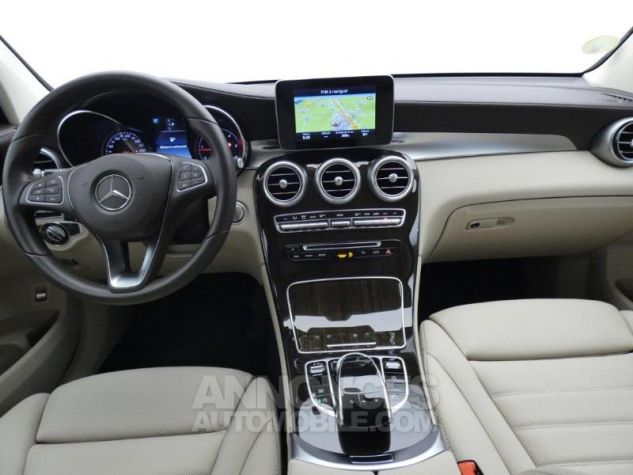 Mercedes GLC 250 d 204ch Executive 4Matic 9G-Tronic Gris Sélénite Occasion - 2