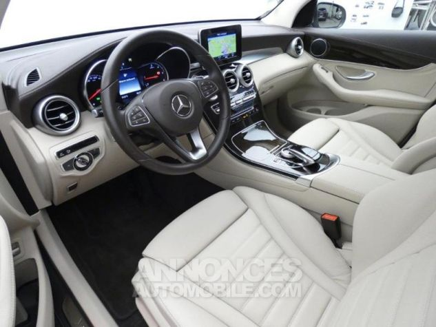 Mercedes GLC 250 d 204ch Executive 4Matic 9G-Tronic Gris Sélénite Occasion - 7
