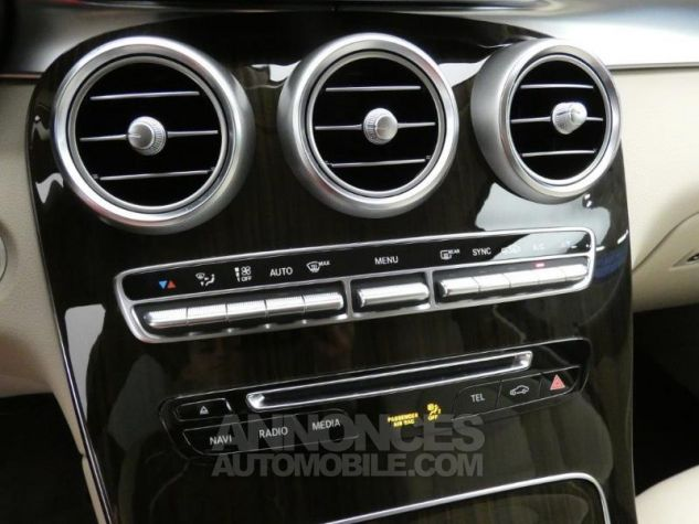 Mercedes GLC 250 d 204ch Executive 4Matic 9G-Tronic Gris Sélénite Occasion - 10