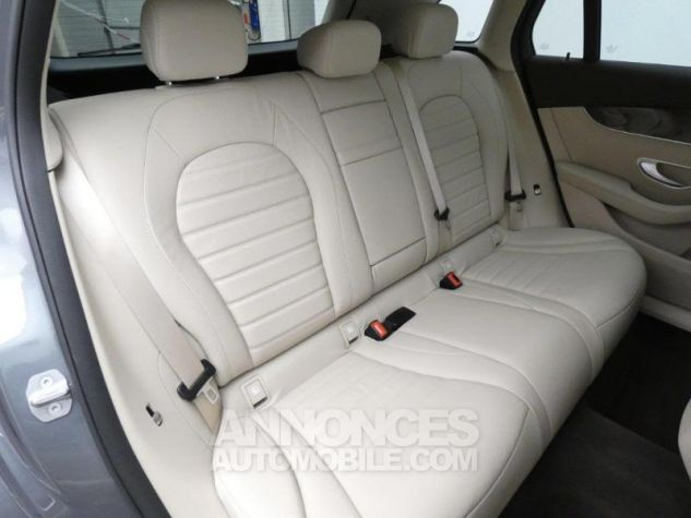 Mercedes GLC 250 d 204ch Executive 4Matic 9G-Tronic Gris Sélénite Occasion - 14