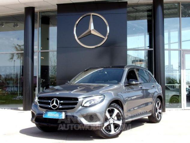 Mercedes GLC 250 d 204ch Fascination 4Matic 9G-Tronic Sélénite Occasion - 0