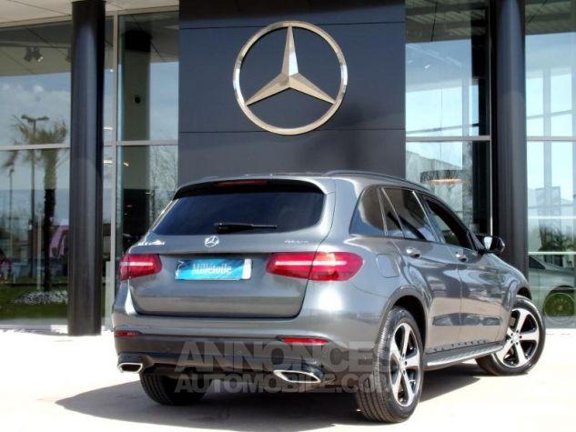 Mercedes GLC 250 d 204ch Fascination 4Matic 9G-Tronic Sélénite Occasion - 1
