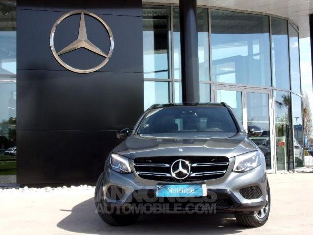 Mercedes GLC 250 d 204ch Fascination 4Matic 9G-Tronic Sélénite Occasion - 9