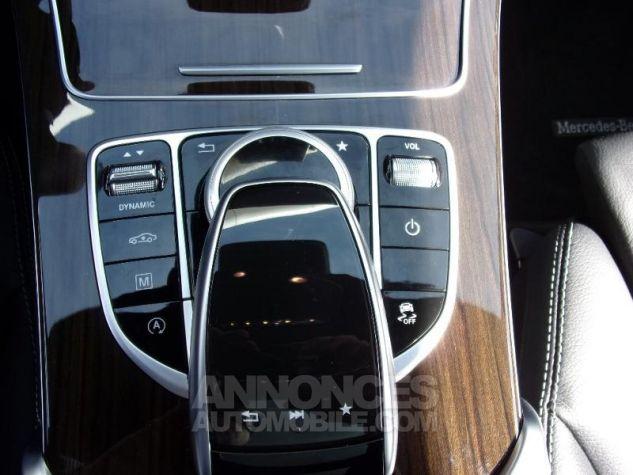 Mercedes GLC 250 d 204ch Fascination 4Matic 9G-Tronic Sélénite Occasion - 14