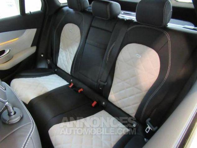 Mercedes GLC 250 d 204ch Fascination 4Matic 9G-Tronic Noir Métal Occasion - 2