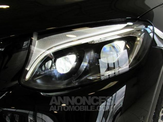 Mercedes GLC 250 d 204ch Fascination 4Matic 9G-Tronic Noir Métal Occasion - 9