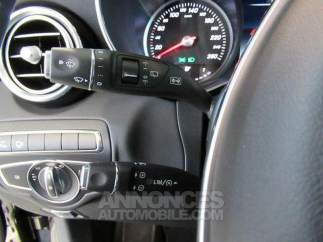 Mercedes GLC 250 d 204ch Fascination 4Matic 9G-Tronic Noir Métal Occasion - 6