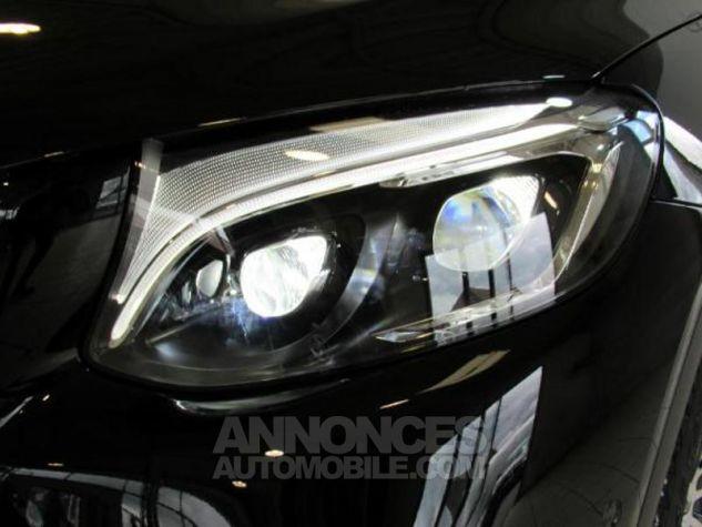 Mercedes GLC 250 d 204ch Fascination 4Matic 9G-Tronic Noir Métal Occasion - 15